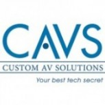 CAVS: Custom AV SOLUTIONS