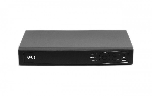 ADR8504TVI – 4 Channel Tribrid HD-TVI DVR