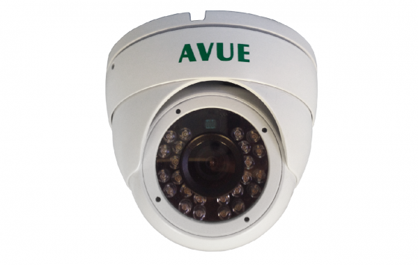 AV665SCW28 – 700 TVL Wide Angle IR Dome Camera