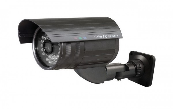 AV762WDIR – 700 TVL 100ft. IR Bullet Camera with Auto Iris, VF