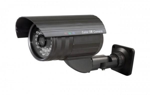 AV762WDIR – 700 TVL 100ft. IR Bullet Camera with Auto Iris, VF