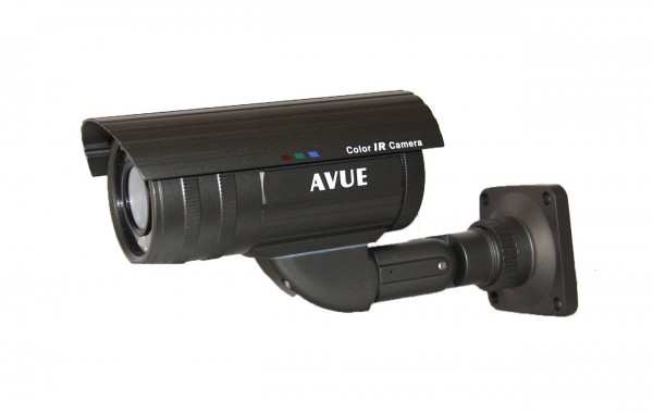 AV762SDIR – 960H/700 TVL IR Bullet Varifocal Camera with Dual Voltage
