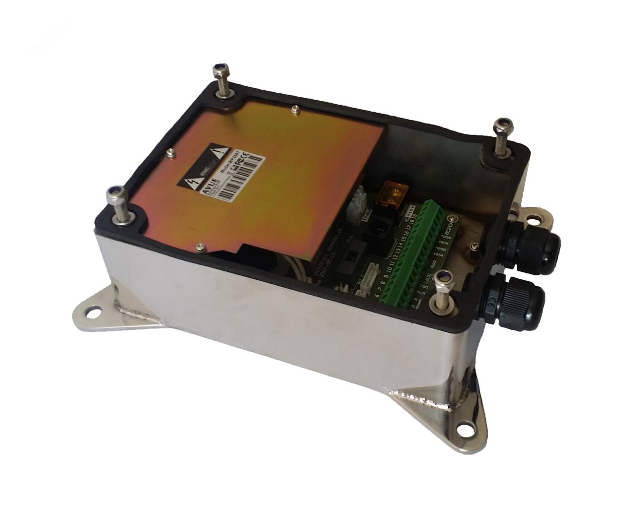 Wp20  Wp24  U2013 Outdoor Power Box