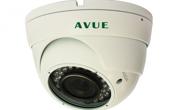 AV666EW – 960H 700 TVL IR White Dome Camera
