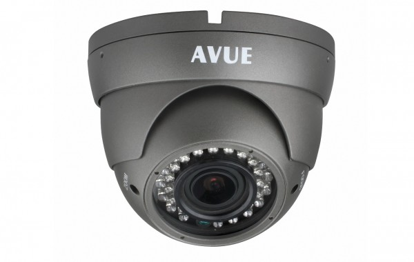 AV676PIR – 1000 TVL Dome CCTV Camera with 2.8-12m Lens and OSD