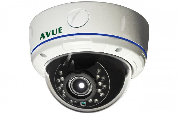 AV830PDIR – 1000 TVL Vandal Proof IR Dome Camera