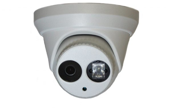 AV538WDIP-40, 4.0mm Lens 8MP WDR EXIR Turret Camera