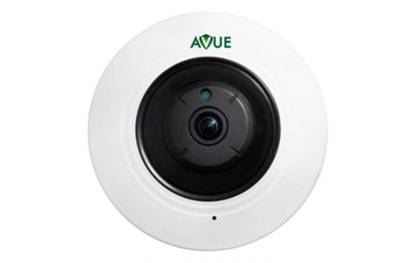 AV564IP-16F – 4MP Fisheye IP camera