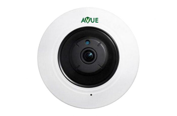 AV564IP-16F – 4MP Fisheye IP camera