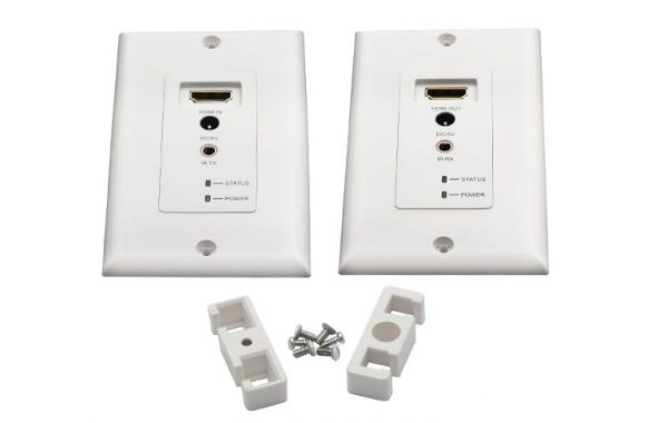 HDMI- EC200W – HDMI Extender Wall Plate over Cat5e/6