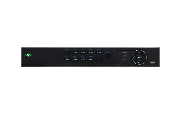 ADR8616UHD – 3MP Quadbrid H.264+ 4K 16-CHANNEL DVR