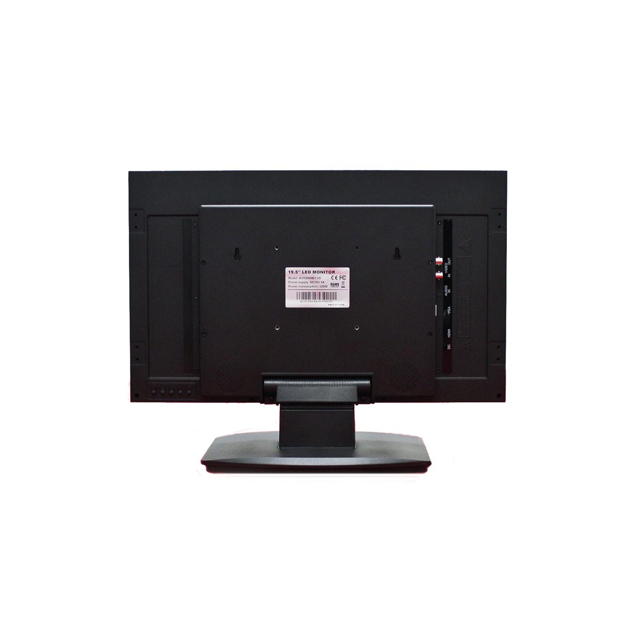 Avg20wbv 2d 19 5 Inch Full Hd 1080p Cctv Led Monitor