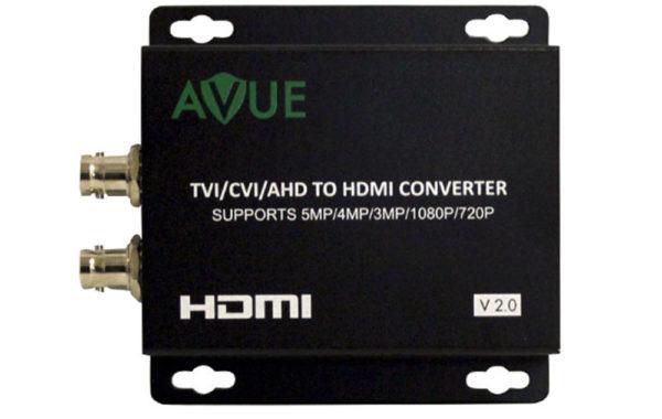 TVH-L11 – TVI/CVI/AHD to HDMI Converter
