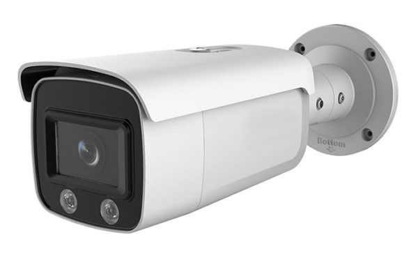 AVT34WDIP-40, ColorVu 4mm Fixed Bullet Outdoor Network Camera
